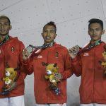 IMG_7694 | Selebrasi tim sport climbing Indonesia. (Hendra Nurdiyansyah)