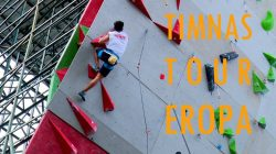 VIDEO | TIMNAS Sport Climbing Tour Eropa