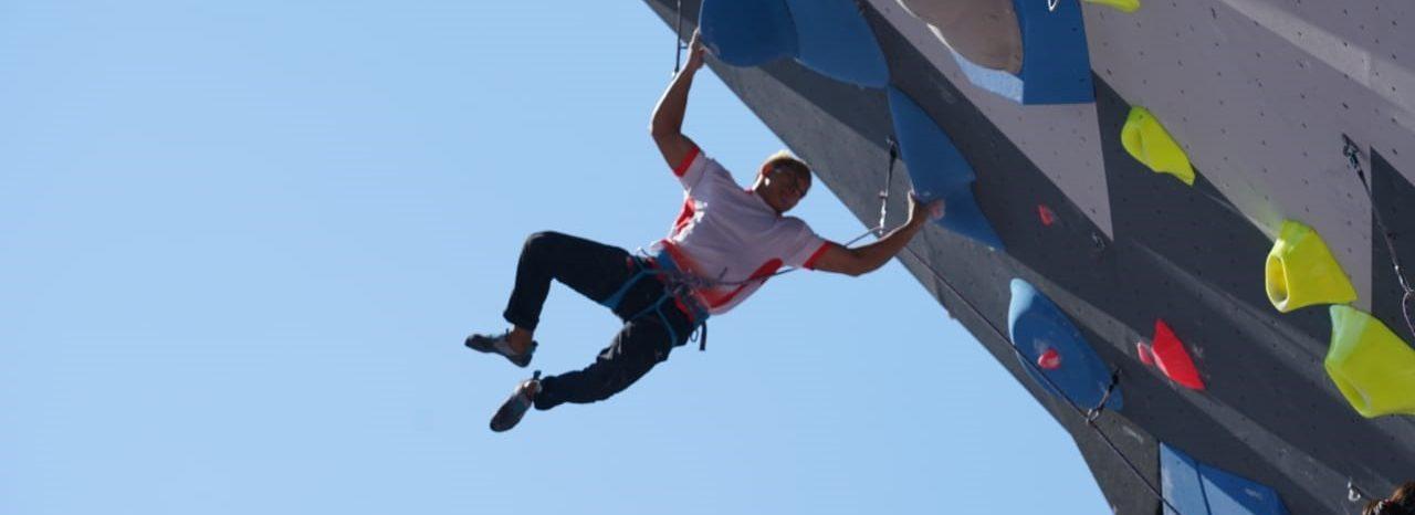 Aspar Jaelolo, IFSC CLimbing World Cup Villars 2019 - Kualifikasi Lead