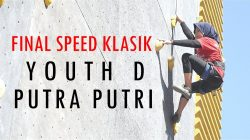 VIDEO | KEJURNAS KU XIV 2019: Final Speed Klasik Youth D