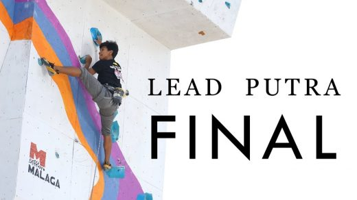 VIDEO | PRA-PON XX Zona 3: Final Lead Putra