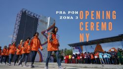 VIDEO | PRA-PON XX Zona 3: Opening Ceremony