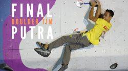 VIDEO | PRA-PON XX Zona 3: Final Boulder Tim Putra