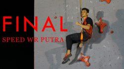 VIDEO | PRA-PON XX Zona 3: Final Speed Putra