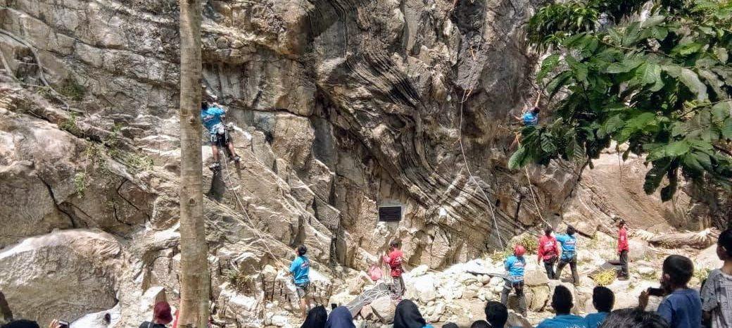 Jambore Nasional Panjat Tebing VI Likunggavali, Sulteng - 2019
